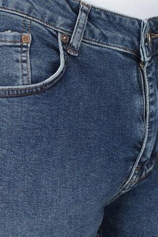 Buratti Regular Fit Jeans Erkek Kot Pantolon 7267N811ZAGOR MAVİ