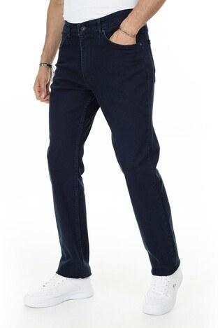 Buratti Regular Fit Jeans Erkek Kot Pantolon 7280F899JEFF LACİVERT