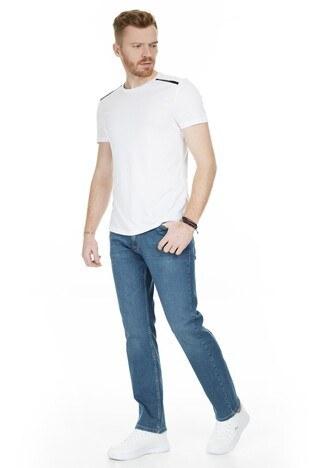 Buratti - Buratti Regular Fit Jeans Erkek Kot Pantolon 7282G810KING AÇIK MAVİ