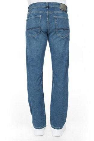 Buratti Regular Fit Jeans Erkek Kot Pantolon 7282G810KING AÇIK MAVİ