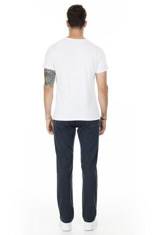 Buratti Regular Fit Jeans Erkek Kot Pantolon 7282H058KING LACİVERT