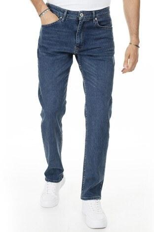 Buratti - Buratti Regular Fit Jeans Erkek Kot Pantolon 7282S9091KING MAVİ