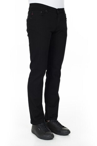 Buratti Regular Fit Jeans Erkek Kot Pantolon 7283F232PORTO SİYAH