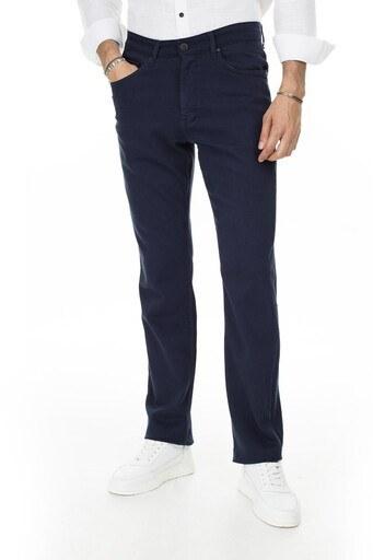 Buratti Regular Fit Jeans Erkek Kot Pantolon 7301F0621KING LACİVERT