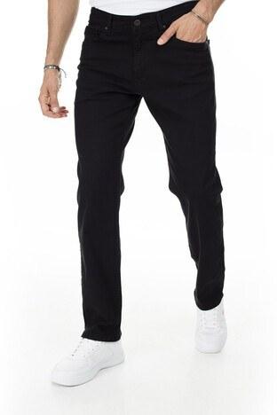 Buratti - Buratti Regular Fit Jeans Erkek Kot Pantolon 7301F732KING SİYAH
