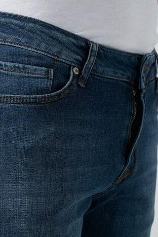 Buratti Regular Fit Pamuklu Jeans Erkek Kot Pantolon 7267F189ZAGOR MAVİ