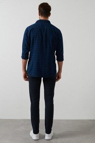 Buratti Regular Fit Pamuklu Jeans Erkek Kot Pantolon 7267F4131ZAGOR LACİVERT