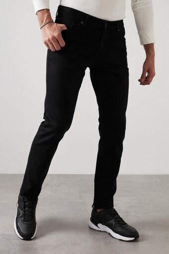 Buratti Regular Fit Pamuklu Jeans Erkek Kot Pantolon 7267F976ZAGOR SİYAH