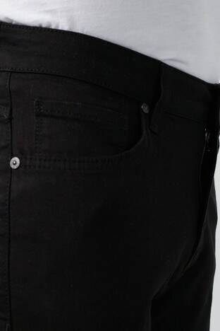 Buratti Regular Fit Pamuklu Jeans Erkek Kot Pantolon 7267N175ZAGOR SİYAH