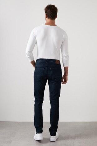 Buratti Regular Fit Pamuklu Jeans Erkek Kot Pantolon 7267S149ZAGOR LACİVERT