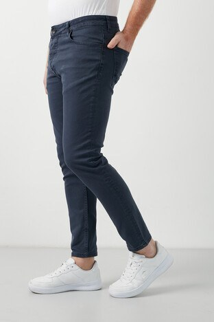 Buratti Jeans Erkek Kot Pantolon 7510E2022BARTEZ İNDİGO