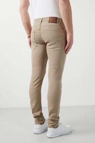 Buratti Jeans Erkek Kot Pantolon 7510E2024BARTEZ BEJ