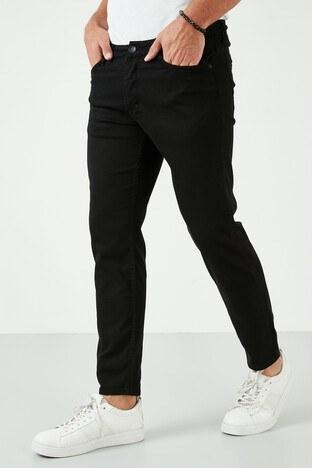 Buratti - Buratti Skinny Fit Dar Paça Jeans Erkek Kot Pantolon 7535F147BARTEZ SİYAH