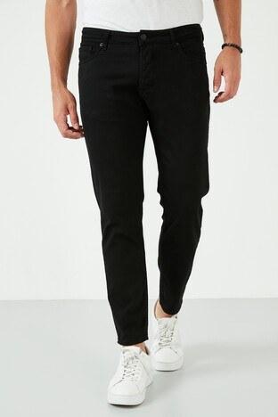 Buratti Skinny Fit Dar Paça Jeans Erkek Kot Pantolon 7535F147BARTEZ SİYAH