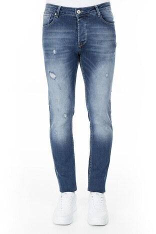 Buratti Skinny Jeans Erkek Kot Pantolon 7290U886BARTEZ MAVİ