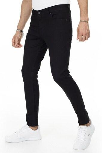 Buratti Skinny Jeans Erkek Kot Pantolon 7302F289GHOST SİYAH