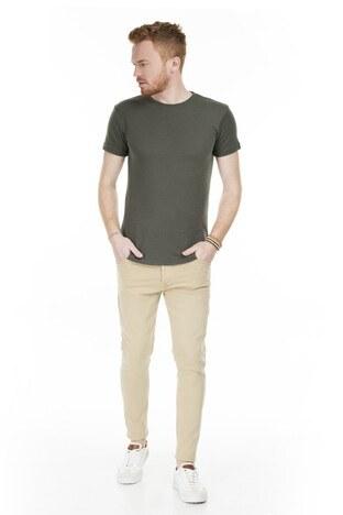 Buratti - Buratti Skinny Jeans Erkek Kot Pantolon 7302F7333GHOST CAMEL