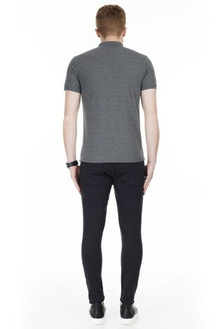 Buratti Skinny Jeans Erkek Kot Pantolon 7302F733GHOST SİYAH