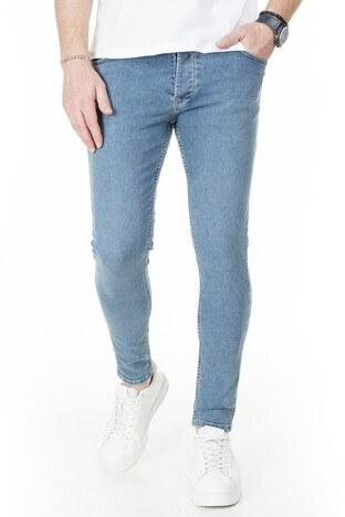 Buratti - Buratti Skinny Jeans Erkek Kot Pantolon 7307S9132GHOST AÇIK MAVİ