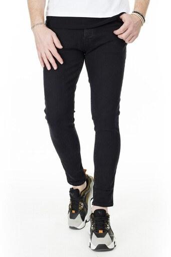 Buratti Skinny Jeans Erkek Kot Pantolon 7307S965GHOST SİYAH