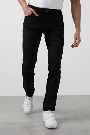 Buratti Slim Fit Dar Paça Pamuklu Jeans Erkek Kot Pantolon 7429N175NEWARTOS SİYAH