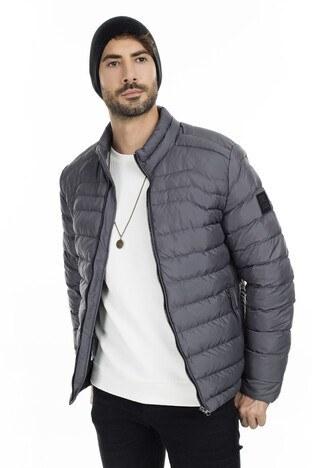Buratti - Buratti Slim Fit Erkek Mont 55619K5050 VİZON
