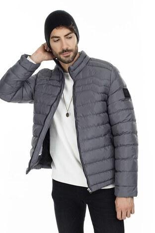 Buratti Slim Fit Erkek Mont 55619K5050 VİZON