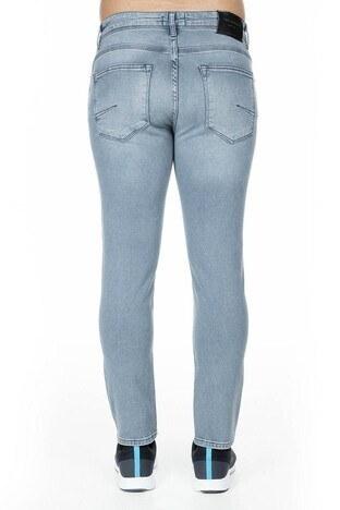 Buratti Slim Fit Jeans Erkek Kot Pantolon 7209H340BARTEZ AÇIK MAVİ