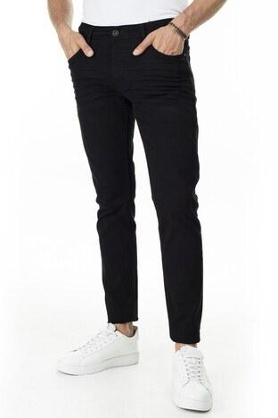 Buratti - Buratti Slim Fit Jeans Erkek Kot Pantolon 7287F232BARTEZ SİYAH