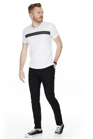 Buratti - Buratti Slim Fit Jeans Erkek Kot Pantolon 7287F289BARTEZ SİYAH