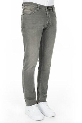 Buratti Slim Fit Jeans Erkek Kot Pantolon 7287U545BARTEZ KOYU HAKİ