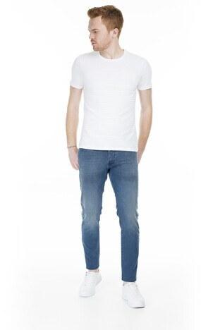 Buratti - Buratti Slim Fit Jeans Erkek Kot Pantolon 7289N882BARTEZ İNDİGO