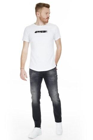 Buratti - Buratti Slim Fit Jeans Erkek Kot Pantolon 7293F217BARTEZ GRİ