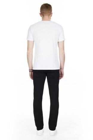 Buratti Slim Fit Jeans Erkek Kot Pantolon 7294F232ARTOS SİYAH