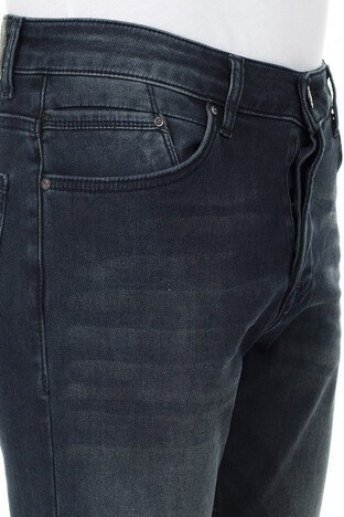 Buratti Slim Fit Jeans Erkek Kot Pantolon 7297H021ARTOS LACİVERT