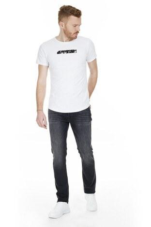 Buratti - Buratti Slim Fit Jeans Erkek Kot Pantolon 7297H879ARTOS SİYAH