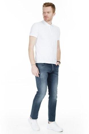 Buratti - Buratti Slim Fit Jeans Erkek Kot Pantolon 7297H978ARTOS MAVİ
