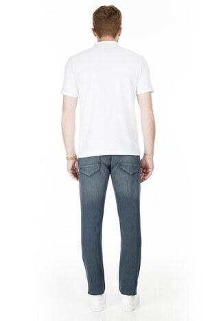 Buratti Slim Fit Jeans Erkek Kot Pantolon 7297H996ARTOS MAVİ