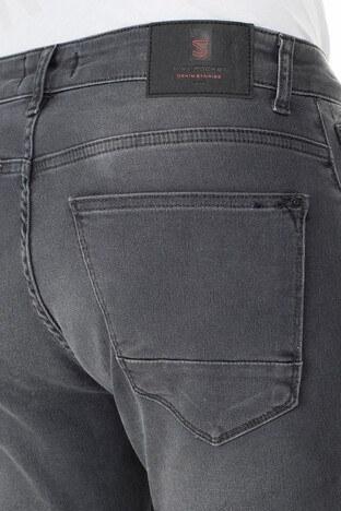 Buratti Slim Fit Jeans Erkek Kot Pantolon 7299N906ARTOS ANTRASİT