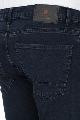 Buratti Slim Fit Jeans Erkek Kot Pantolon 7306H962BARTEZ KOYU LACIVERT