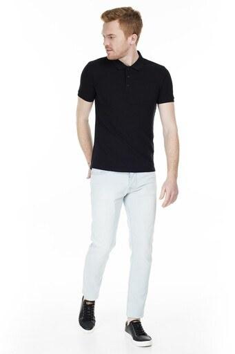 Buratti Slim Fit Jeans Erkek Kot Pantolon 7306H9643BARTEZ AÇIK MAVİ