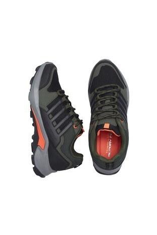 Buratti Su Geçirmez Memory Foam Kışlık Erkek Ayakkabı TROY B Haki-Oranj