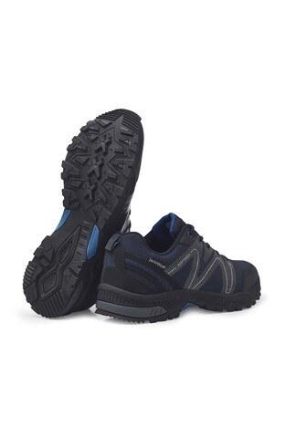 Buratti Suya Dayanıklı Memory Foam Kışlık Erkek Ayakkabı DRAVENK LACİVERT-TURKUAZ