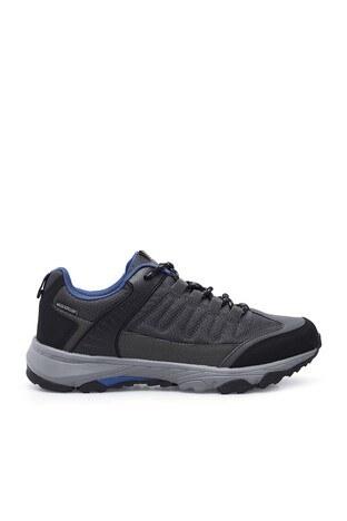 Buratti - Buratti Suya Dayanıklı Memory Foam Kışlık Erkek Ayakkabı ZED FÜME