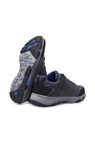 Buratti Suya Dayanıklı Memory Foam Kışlık Erkek Ayakkabı ZED FÜME