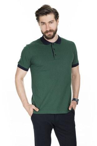 Buratti - Buratti T Shirt Erkek Polo 43617080 NEFTİ