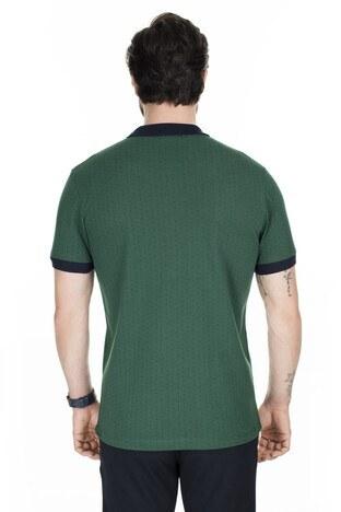 Buratti T Shirt Erkek Polo 43617080 NEFTİ