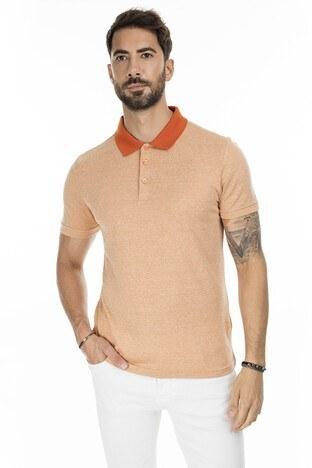 Buratti - Buratti T Shirt Erkek Polo 566F03 SOMON