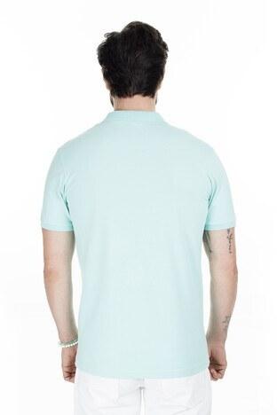 Buratti Pamuklu Yaka T Shirt Erkek Polo 0438101 MİNT