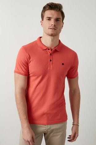 Buratti Pamuklu Yaka T Shirt Erkek Polo 0438101 SOMON